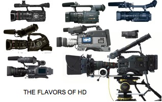 CINEMATOGRAPHERS LAB - The Flavors of HD