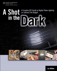 """A Shot In The Dark"" - a new book by Jay Holben"