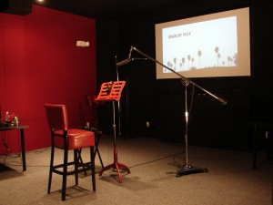 ADR Room at Anarchy Post