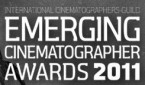 Emerging Cinematographer Awards at the DGA – Sept 25