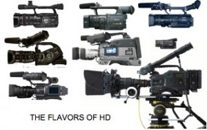Register for THE FLAVORS OF HD Cinematography Lab at Panavision