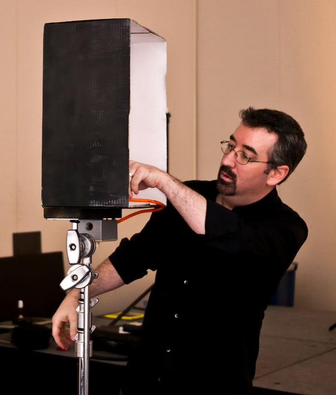 Register for Jay Holben&#039;s LIGHTING FROM HOME DEPOT seminar - www.hollywoodshortscom
